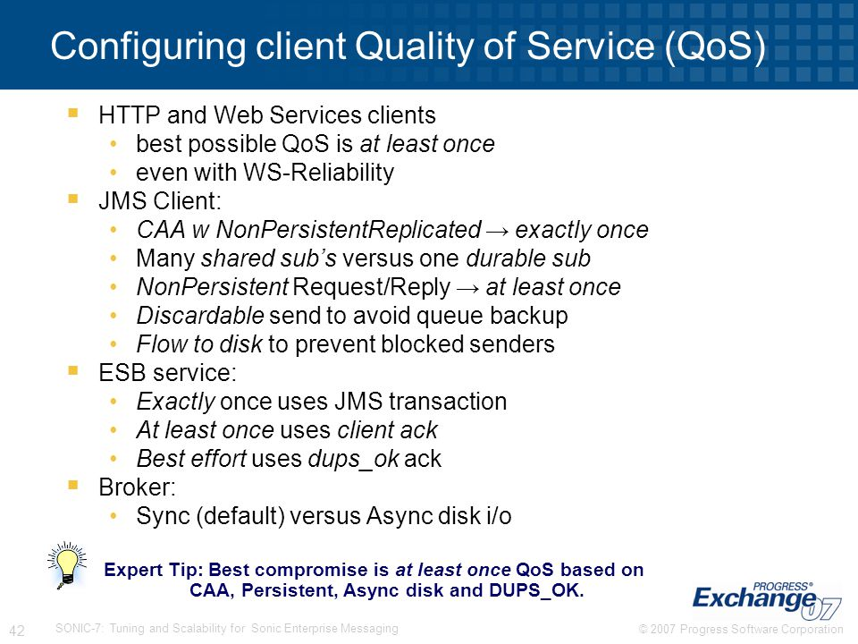 Configuring client Quality of Service (QoS)