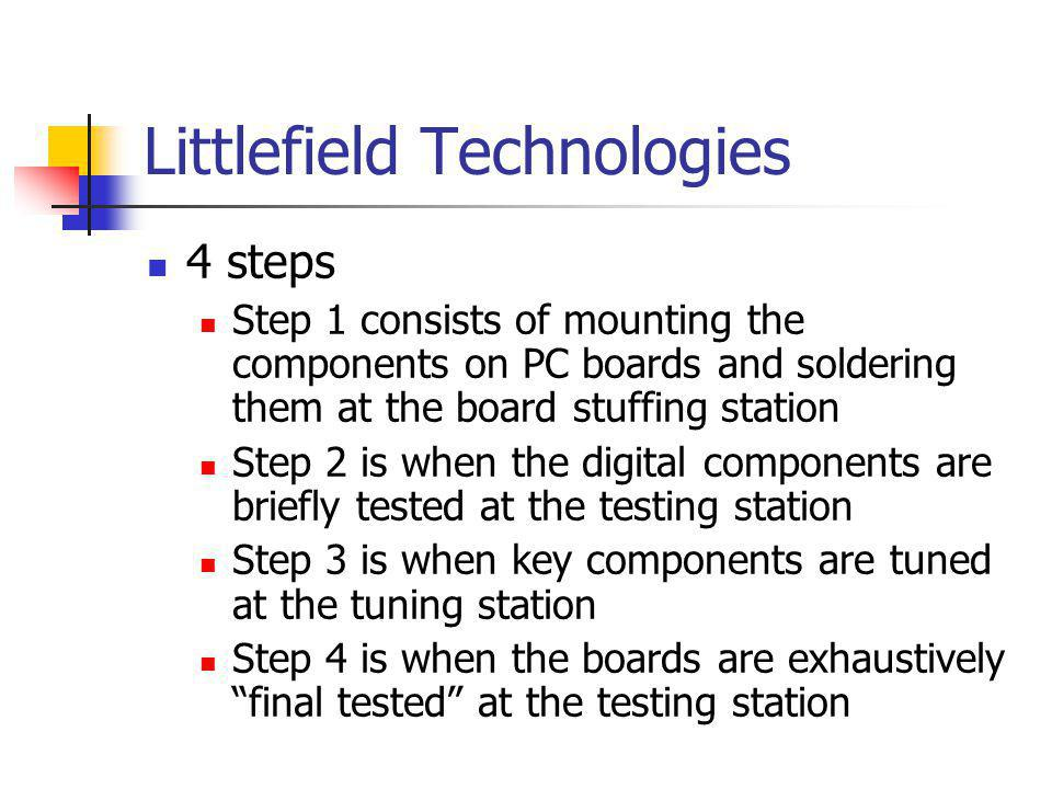 littlefield technologies round 1 Littlefield technologies littlefield technologies setting up the game round 1 round 2 to order the littlefield technologies access code go to.