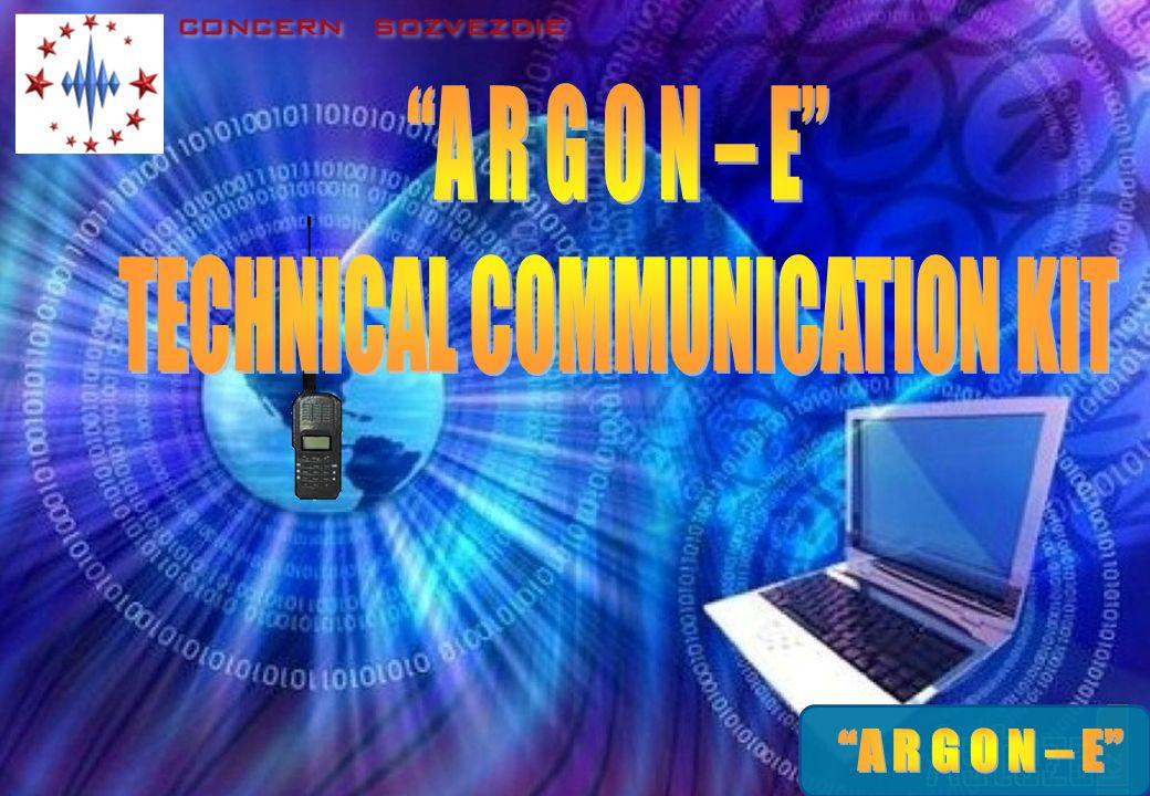 TECHNICAL COMMUNICATION KIT