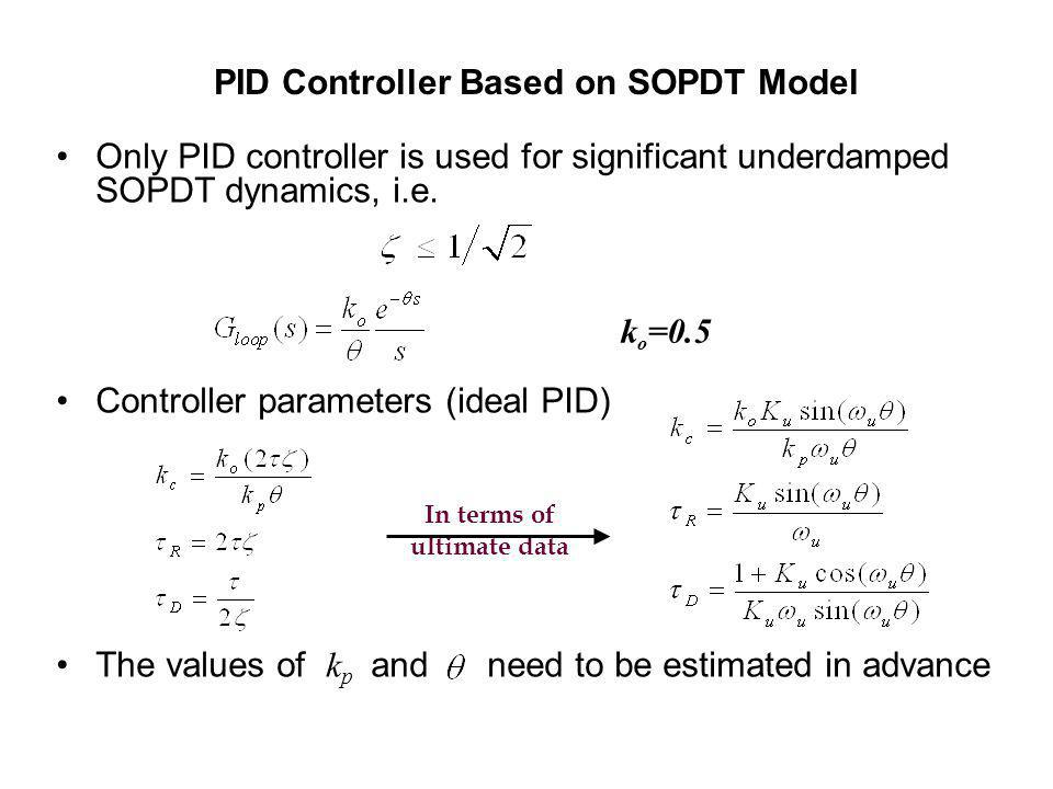 PID Controller Based on SOPDT Model