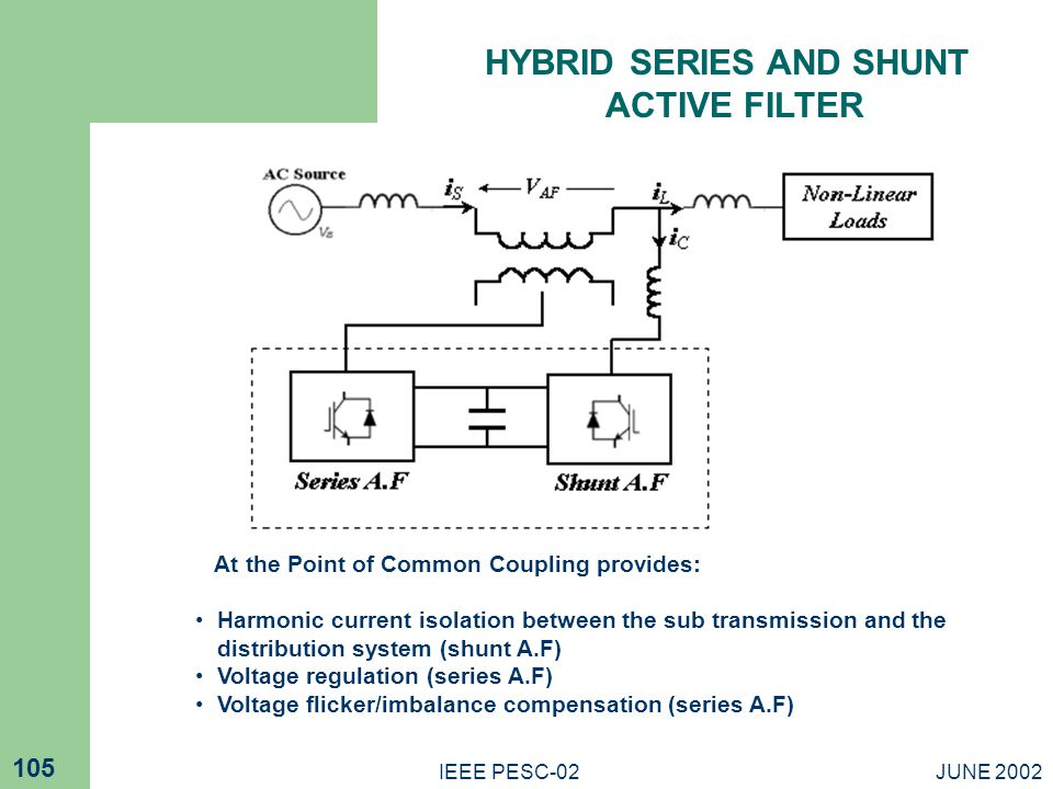 HYBRID SERIES AND SHUNT