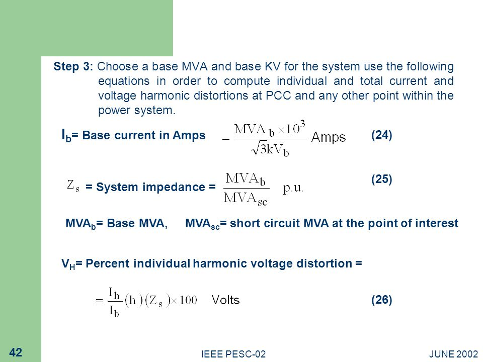 Ib= Base current in Amps