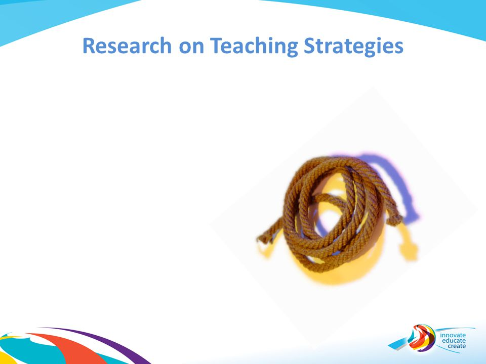 Research on Teaching Strategies