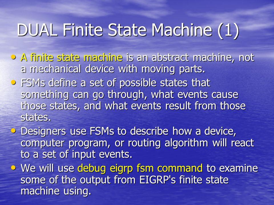 DUAL Finite State Machine (1)