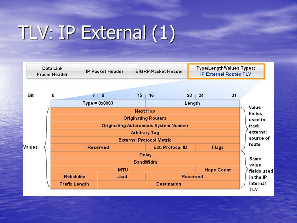 TLV: IP External (1)