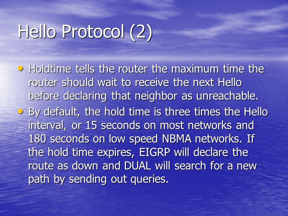 Hello Protocol (2)