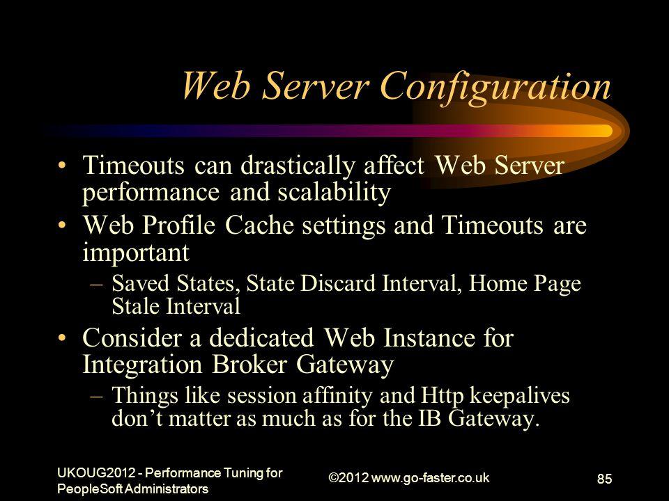 Web Server Configuration