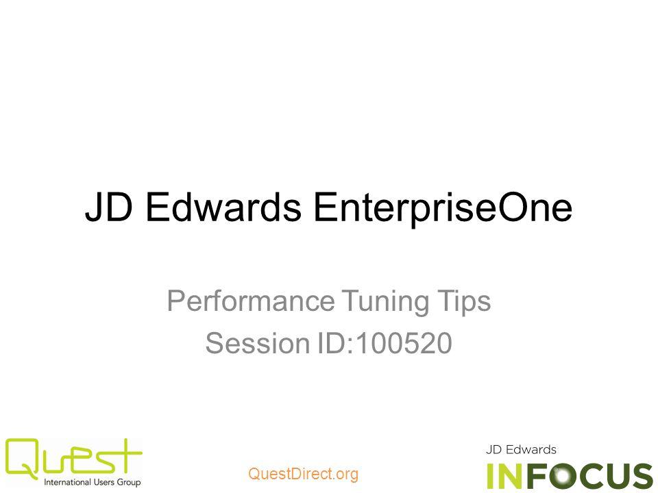 JD Edwards EnterpriseOne