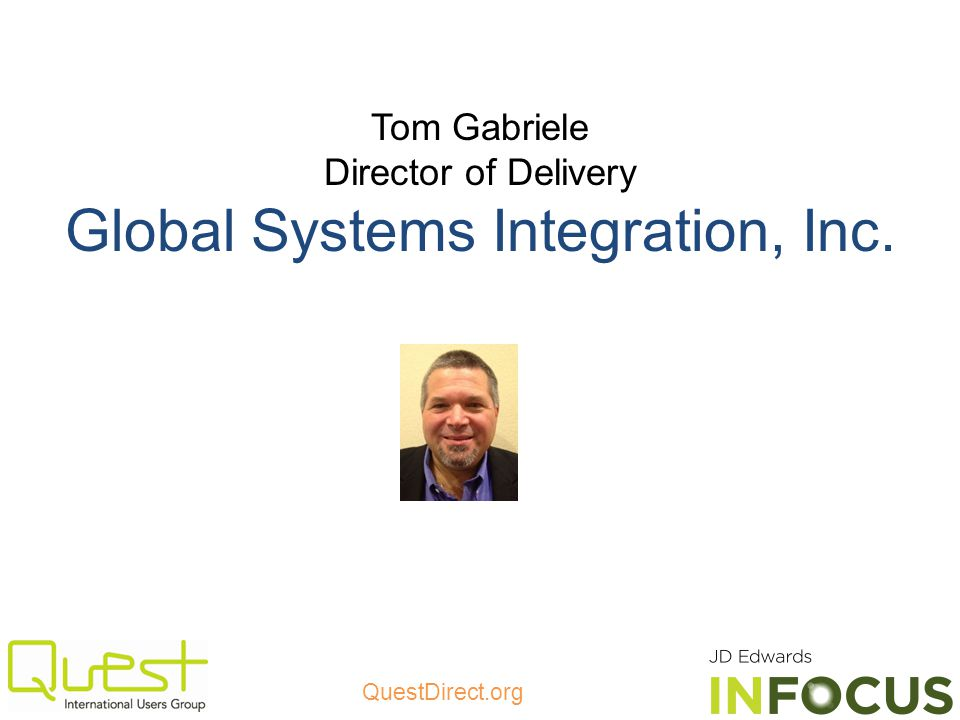 Global Systems Integration, Inc.