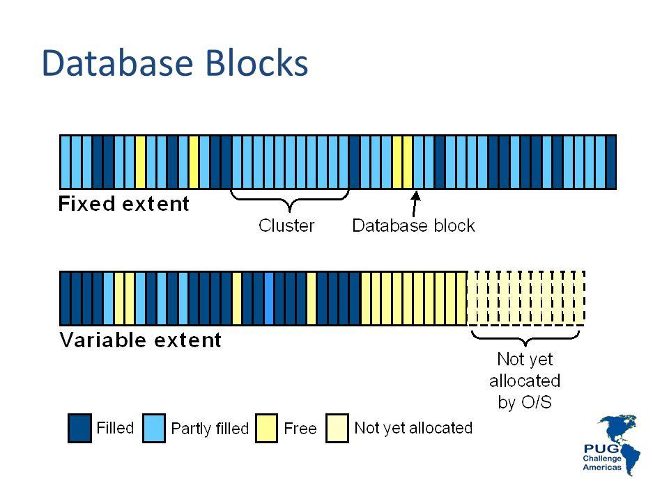 Database Blocks Notes: