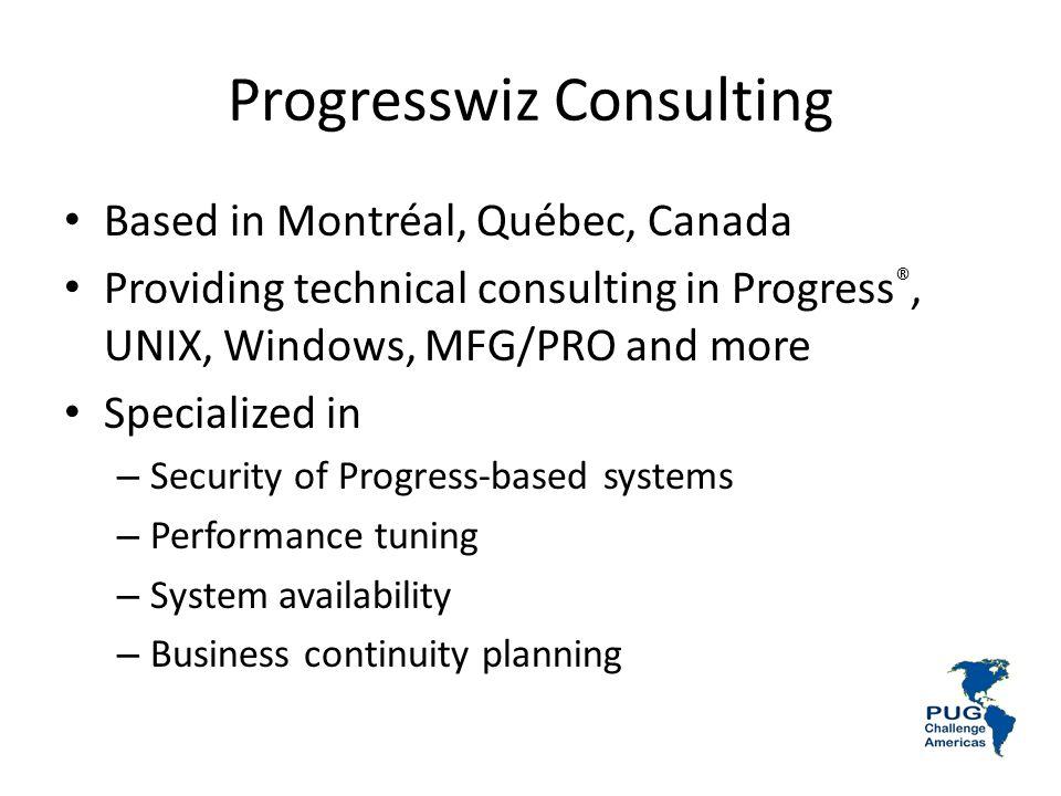 Progresswiz Consulting