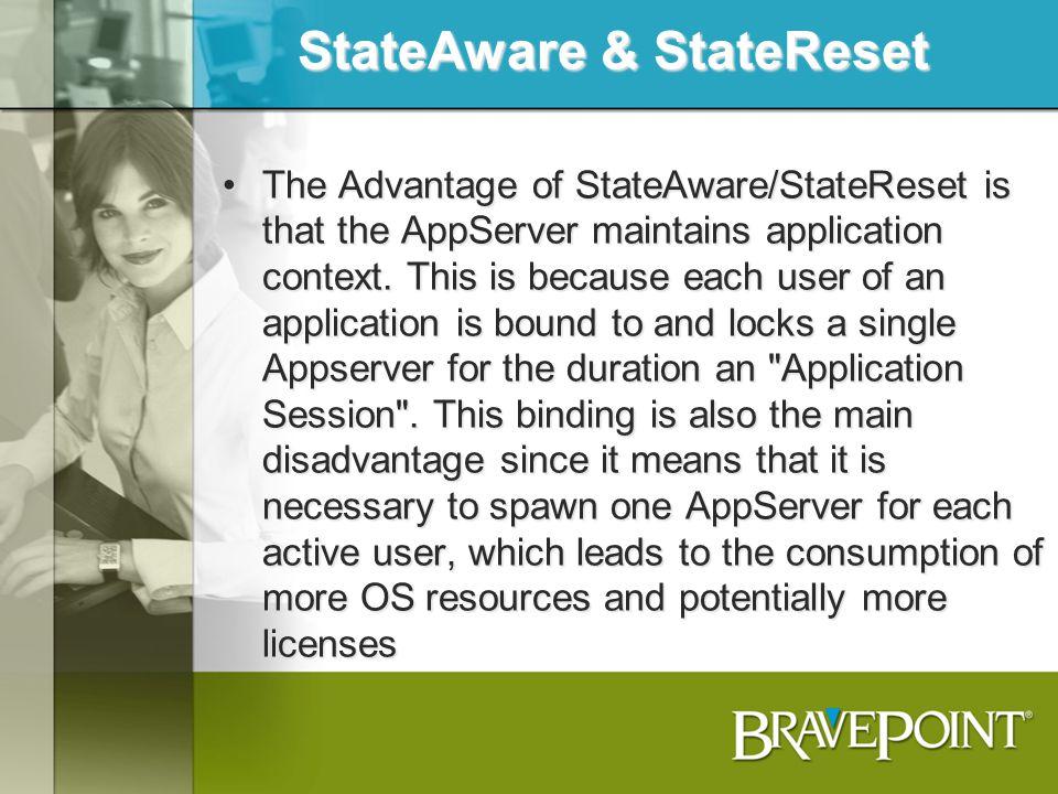 StateAware & StateReset