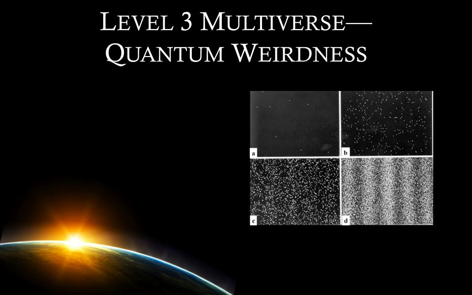 Level 3 Multiverse— Quantum Weirdness