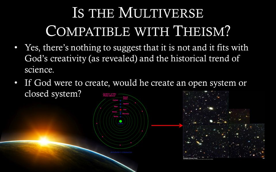 Is the Multiverse Compatible with Theism