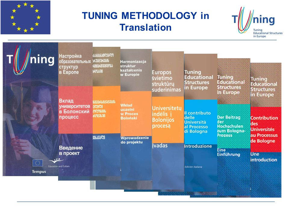 TUNING METHODOLOGY in Translation