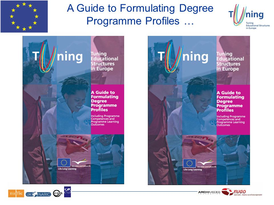 A Guide to Formulating Degree Programme Profiles …