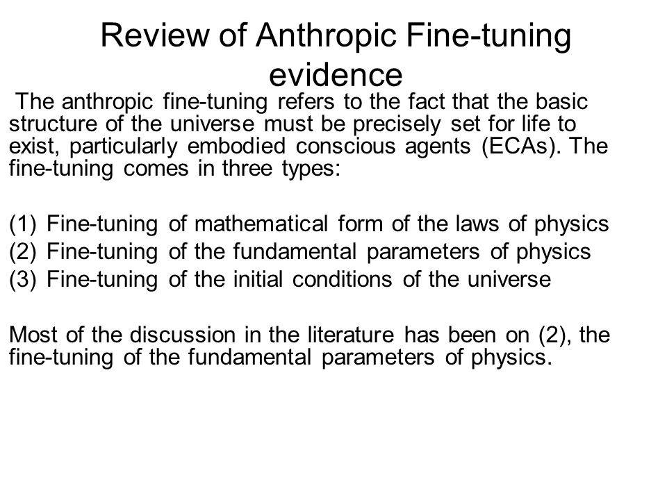 Review of Anthropic Fine-tuning evidence