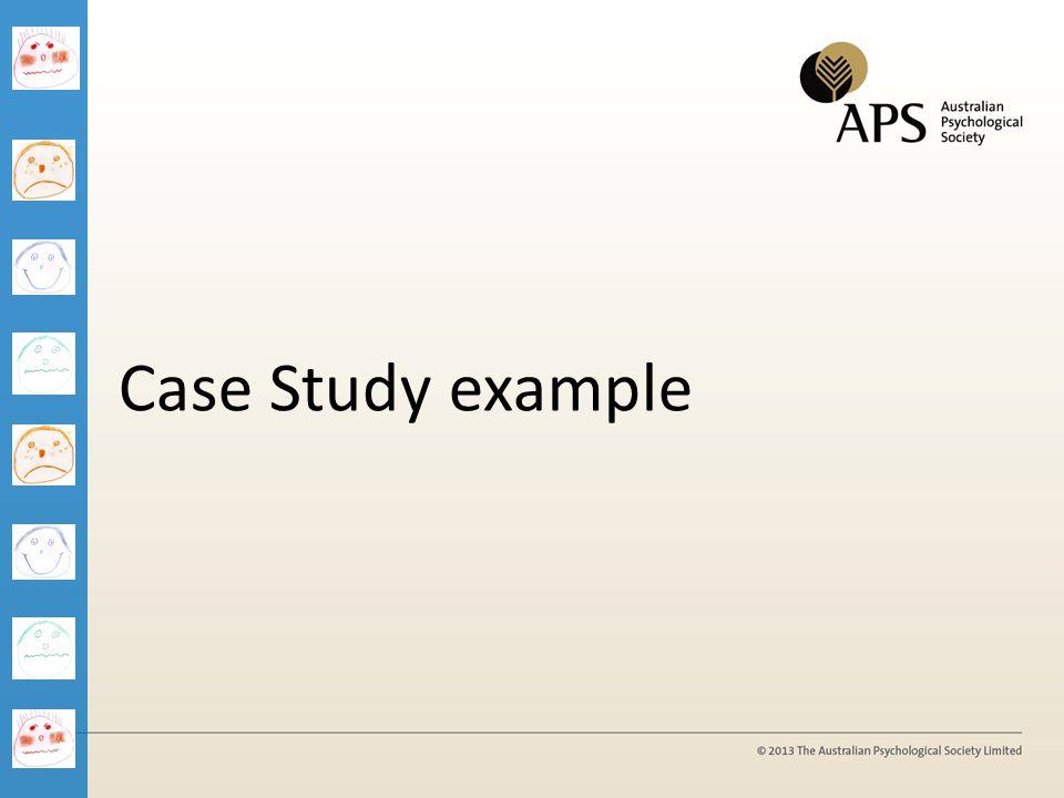 1/04/2017 Case Study example