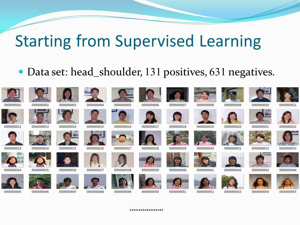 Starting from Supervised Learning