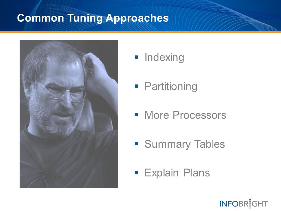 Common Tuning Approaches