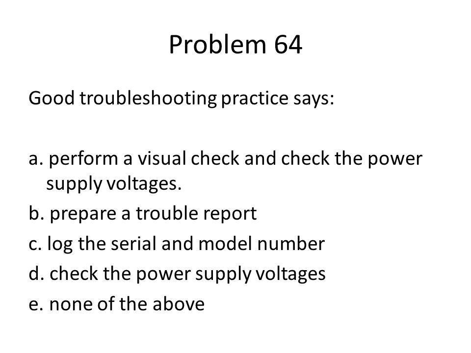 Problem 64