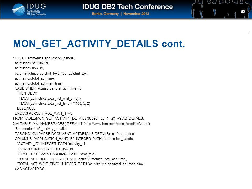 MON_GET_ACTIVITY_DETAILS cont.