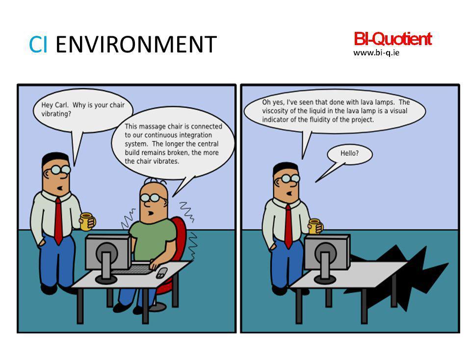 CI environment