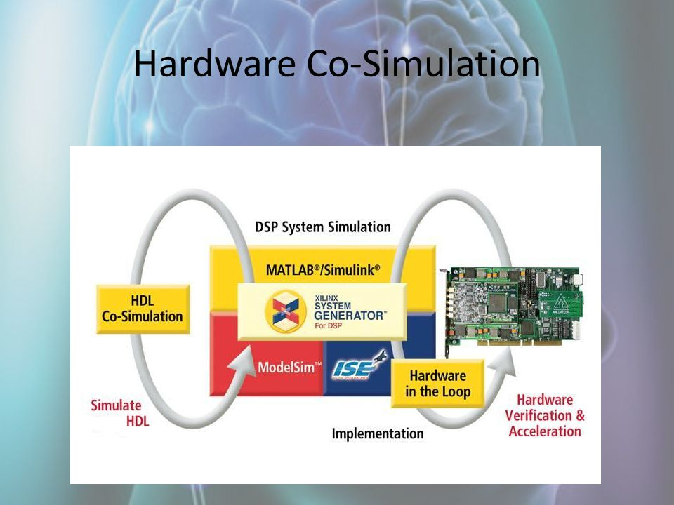 Hardware Co-Simulation