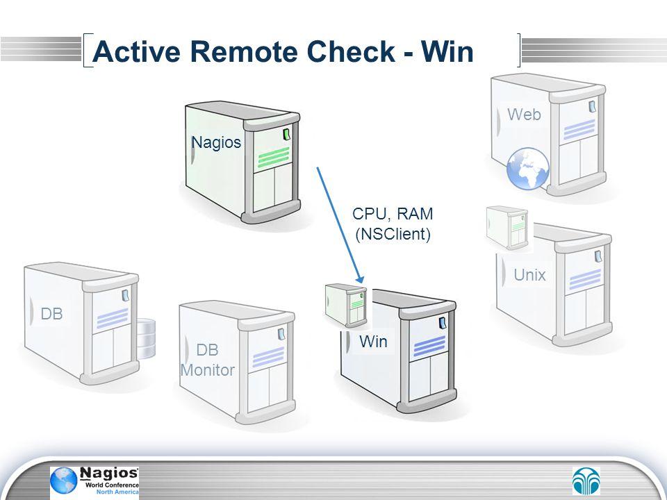 Active Remote Check - Win