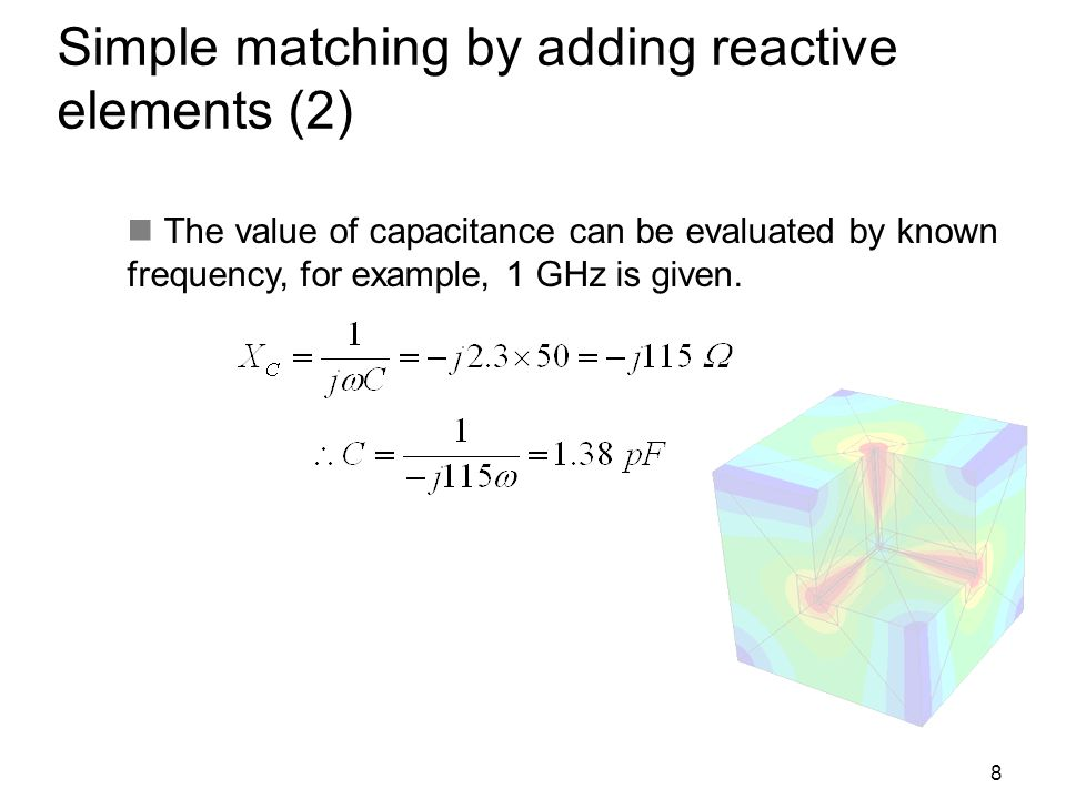 Simple matching by adding reactive elements (2)
