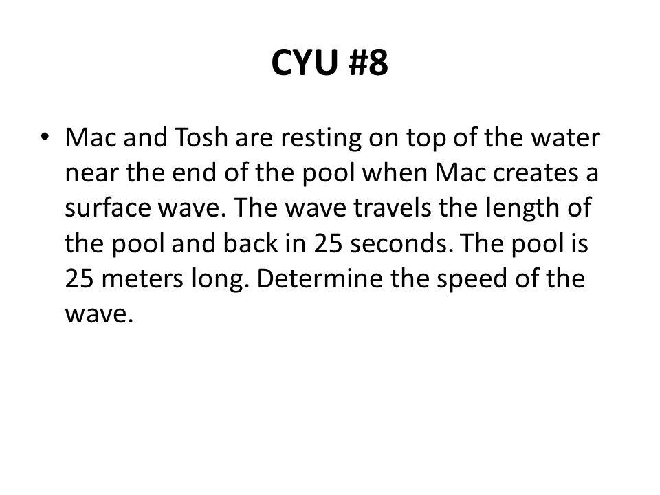CYU #8