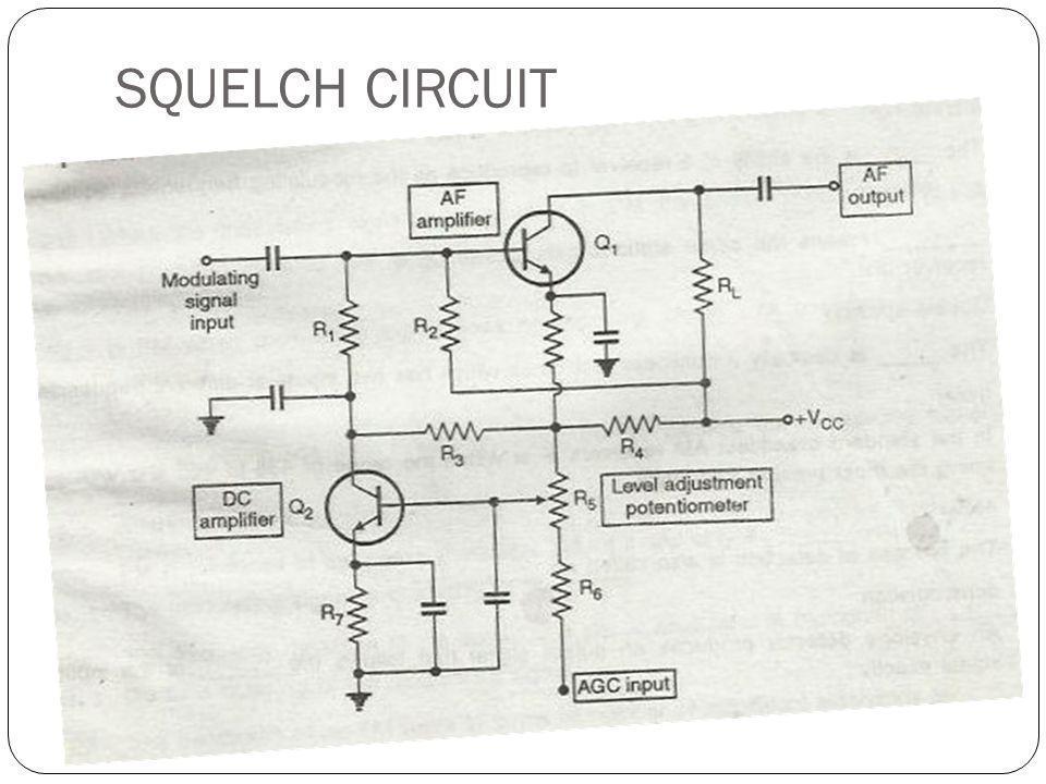 SQUELCH CIRCUIT