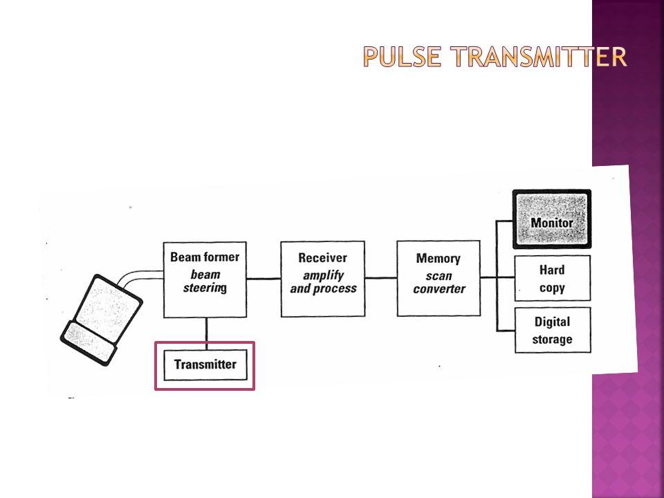 Pulse transmitter