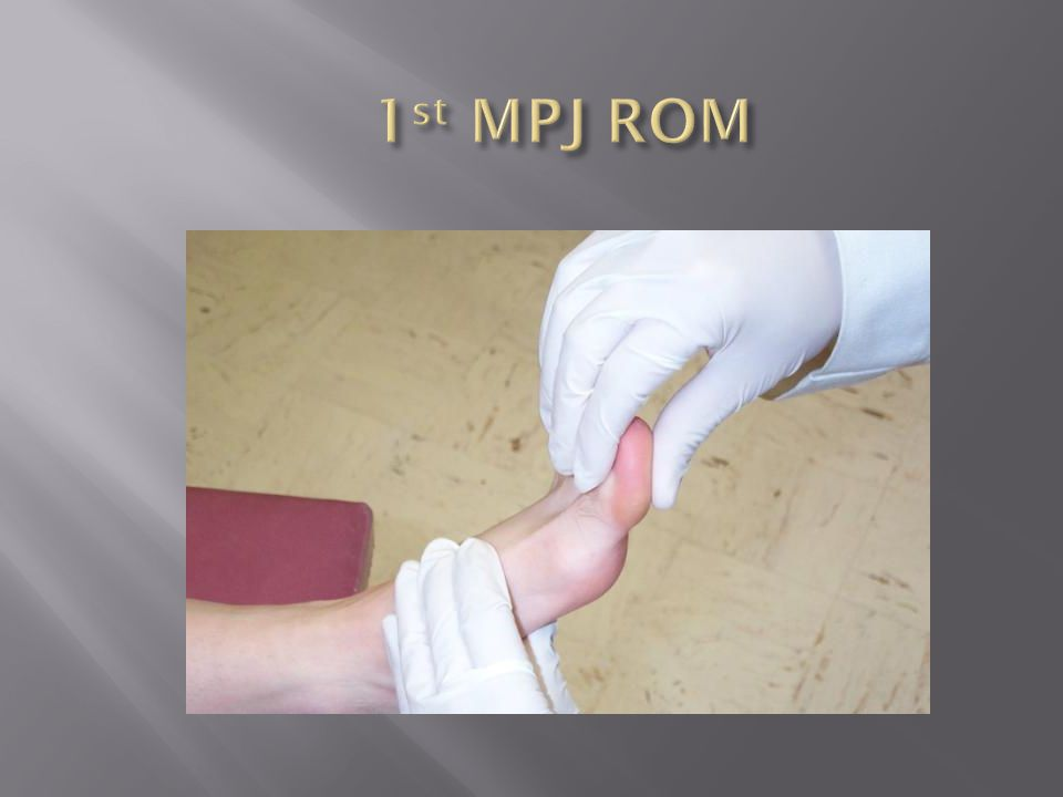 1st MPJ ROM