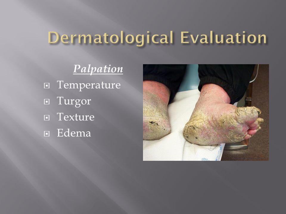 Dermatological Evaluation