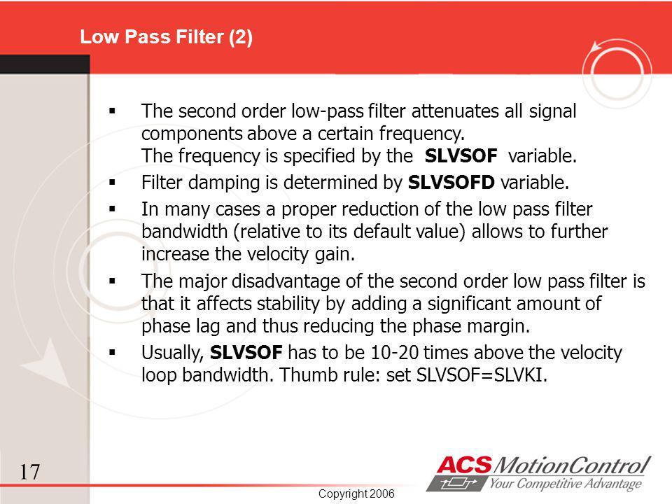 Low Pass Filter (2)