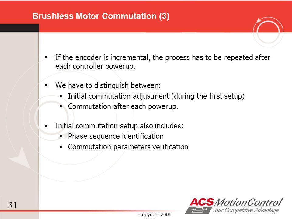 Brushless Motor Commutation (3)
