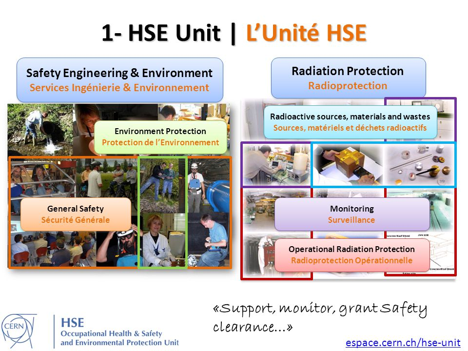 Safety Engineering & Environment Services Ingénierie & Environnement
