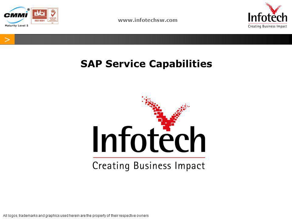SAP Service Capabilities