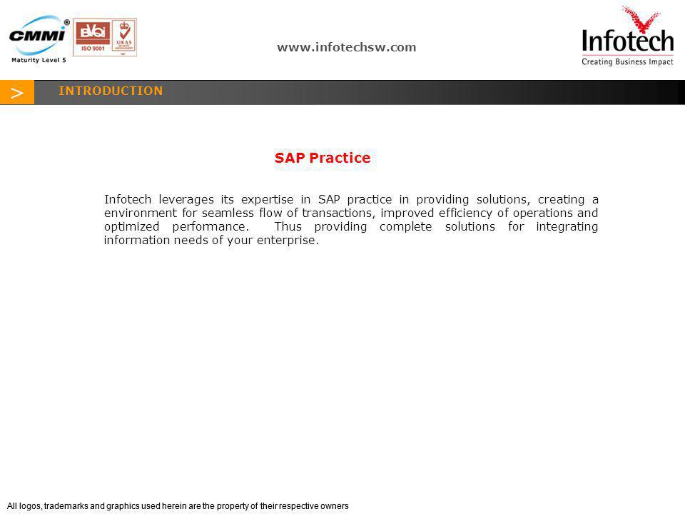 SAP Practice INTRODUCTION