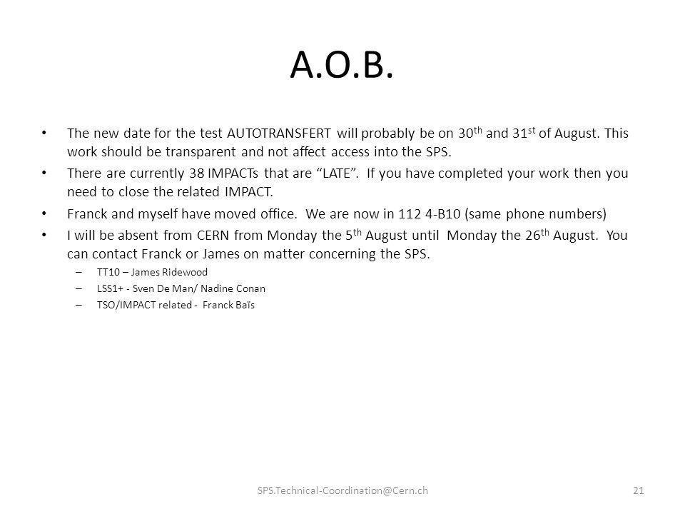 A.O.B.