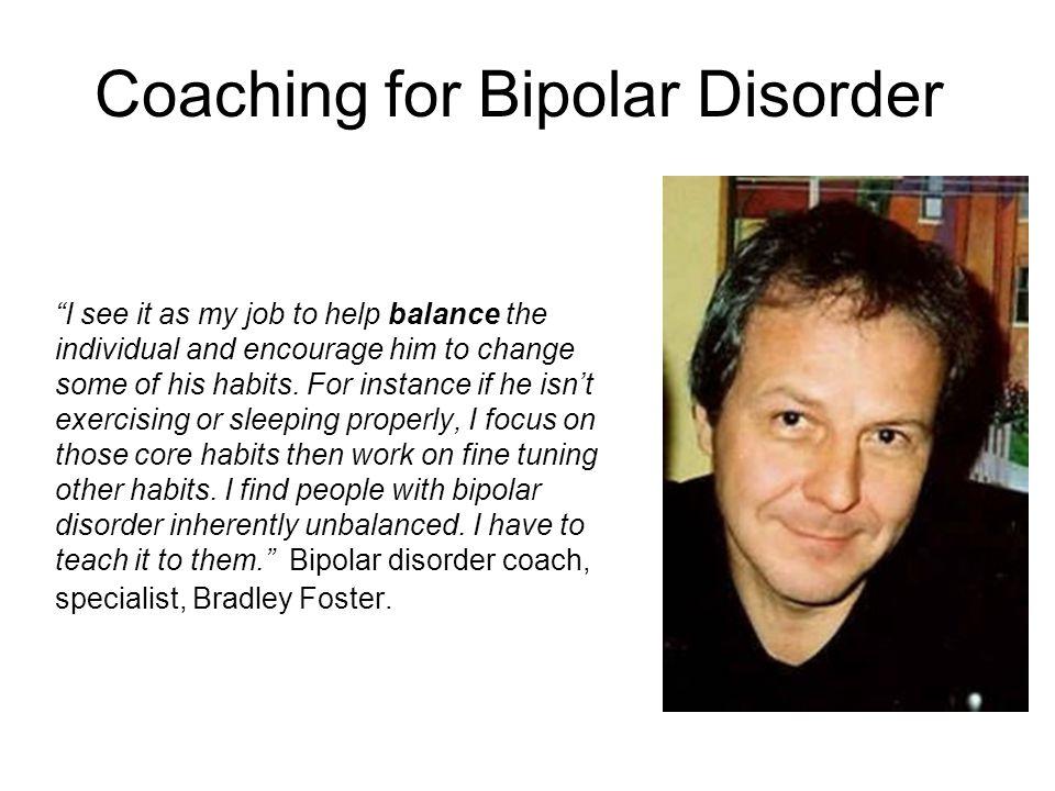 Coaching for Bipolar Disorder