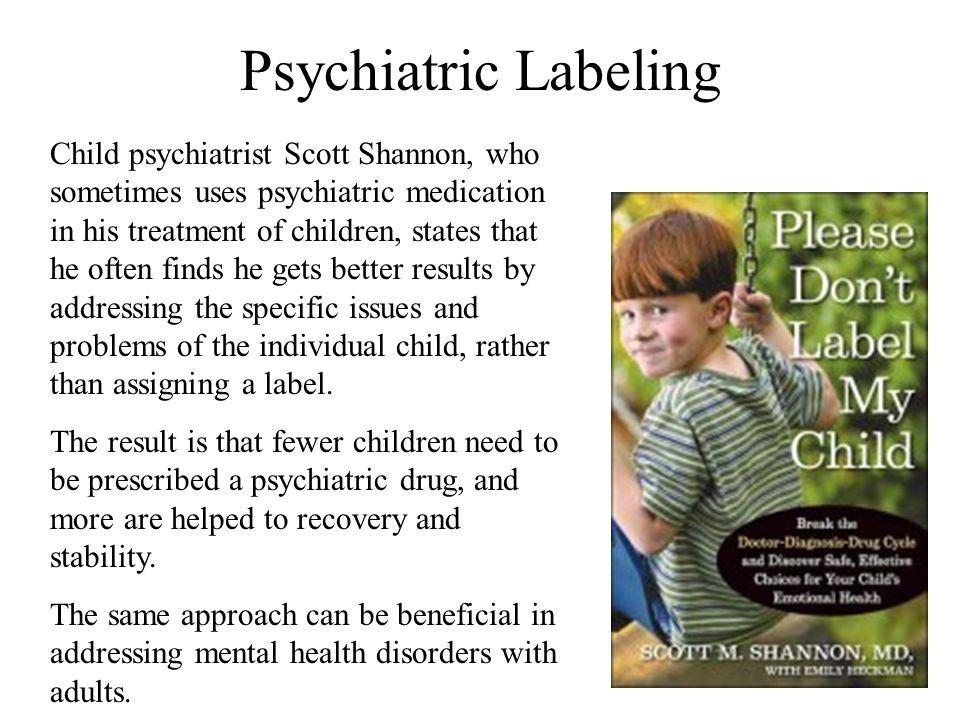 Psychiatric Labeling