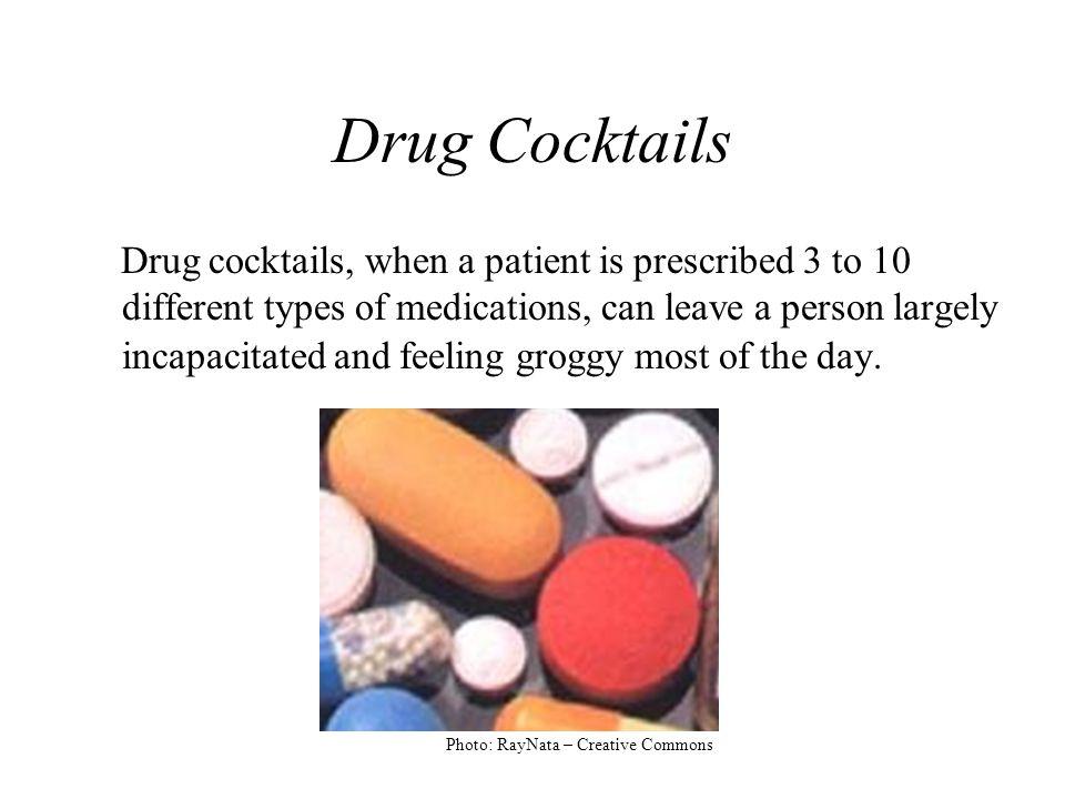 Drug Cocktails