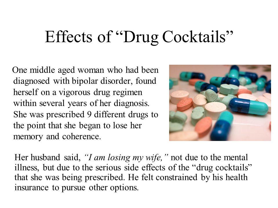 Effects of Drug Cocktails
