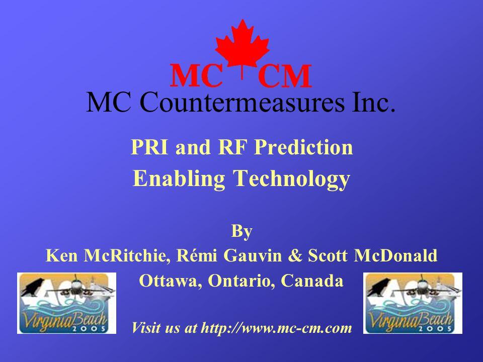 MC Countermeasures Inc.