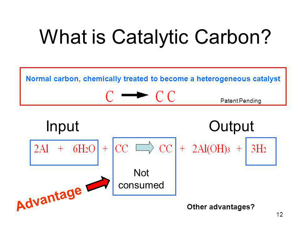 What is Catalytic Carbon