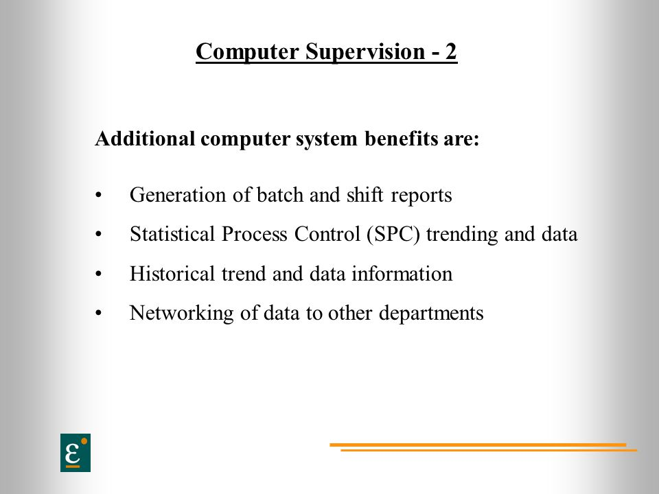 Computer Supervision - 2