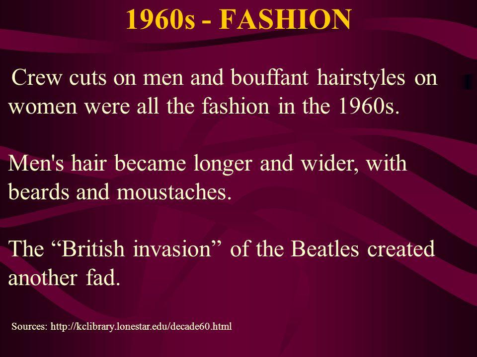 1960s - FASHION