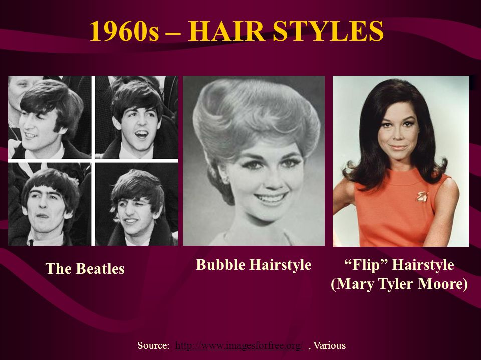 Flip Hairstyle (Mary Tyler Moore)